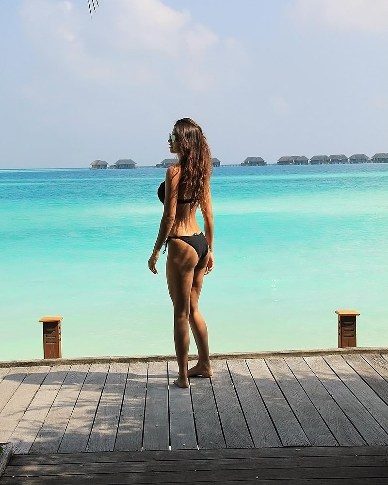 Disha Patani bikini