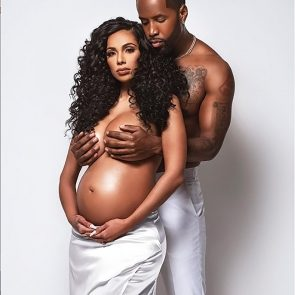 Erica Mena naked with safaree