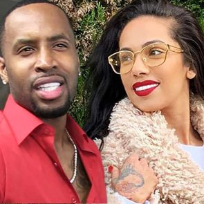 Erica Mena and safaree