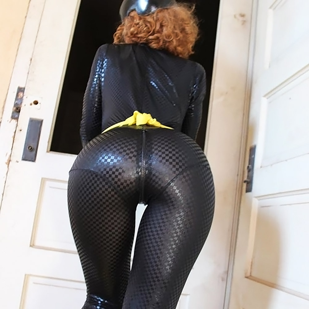 Bikini Ifrit black pants