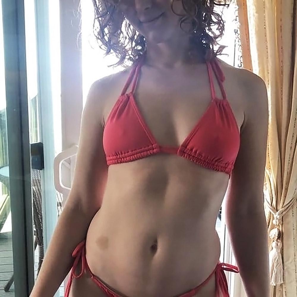 Bikini Ifrit red bikini