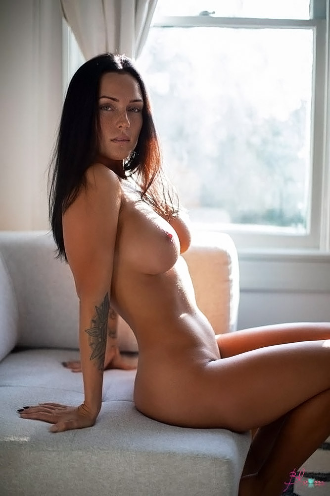 Kayla Lauren nude on bed