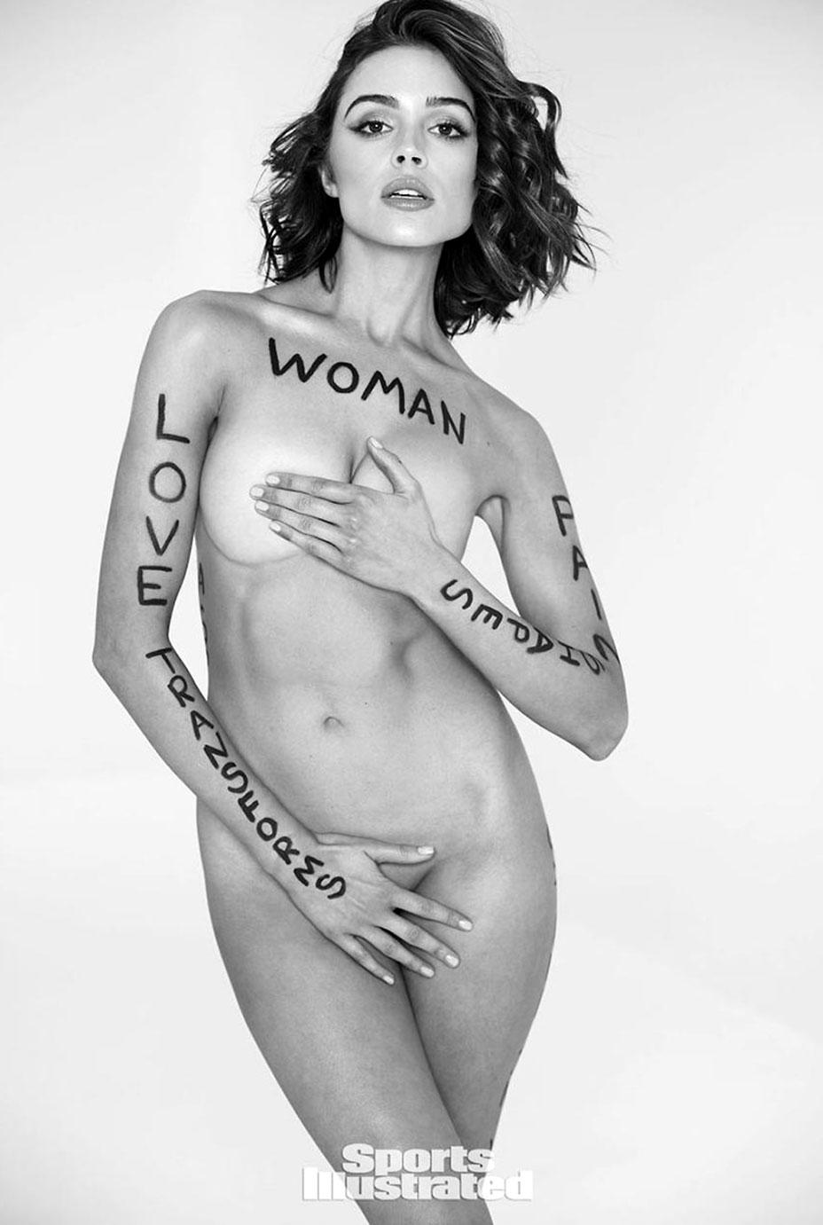 Olivia Culpo naked