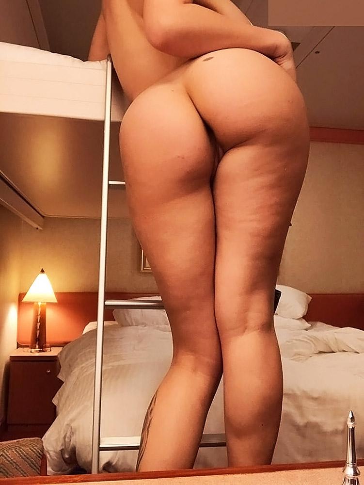 Sabrina Nichole butt