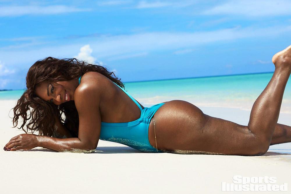 Serena Williams butt