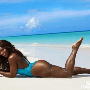 Serena Williams ass