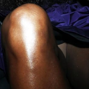 Serena Williams nude legs