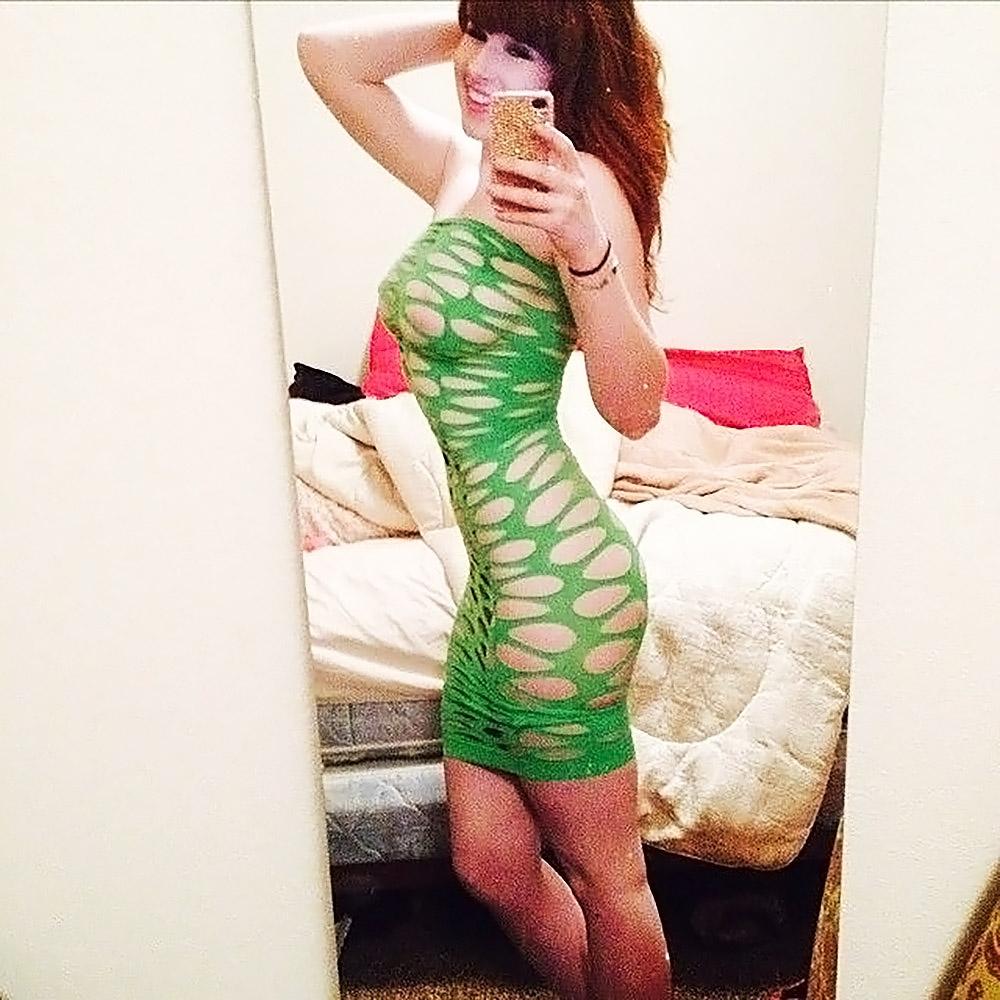 Abigale Mandler lingerie