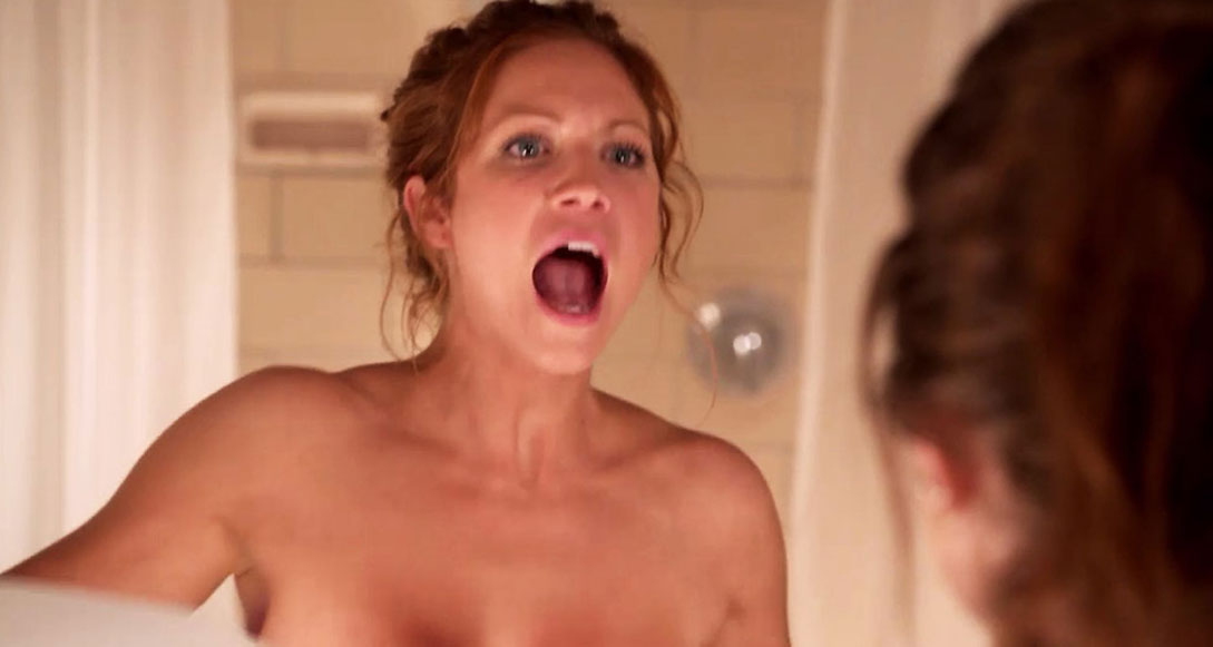 Brittany snow nude, naked