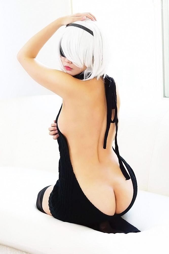 Hana Bunny nude ass
