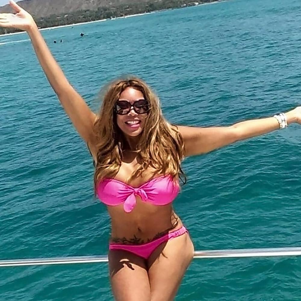 Wendy Williams Nude  Sexy Big Tits Photos - Scandalpost-7844