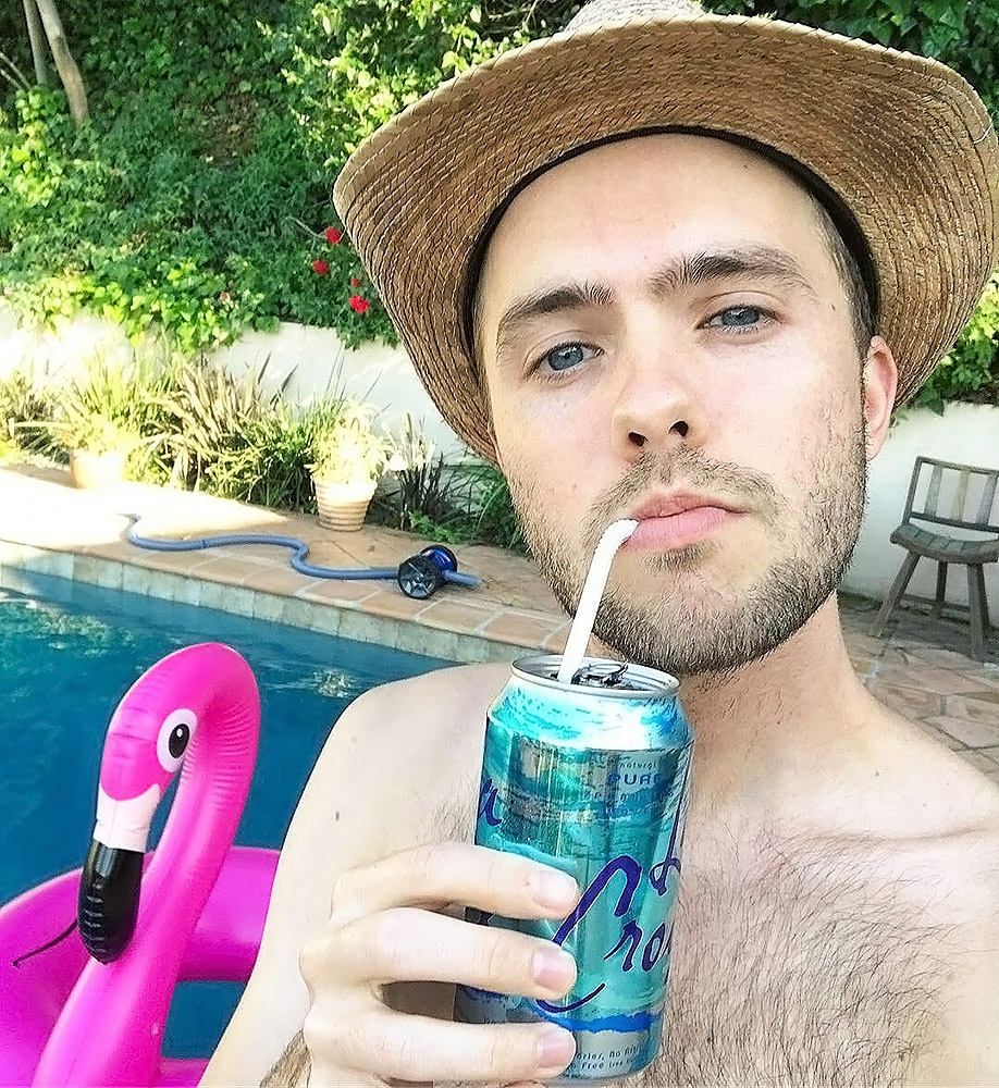 Ryland Adams sexy leaked pic