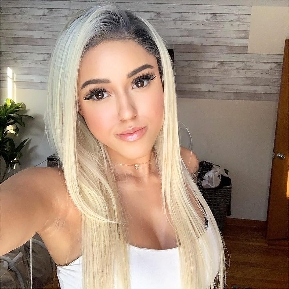 Macaiyla as blonde
