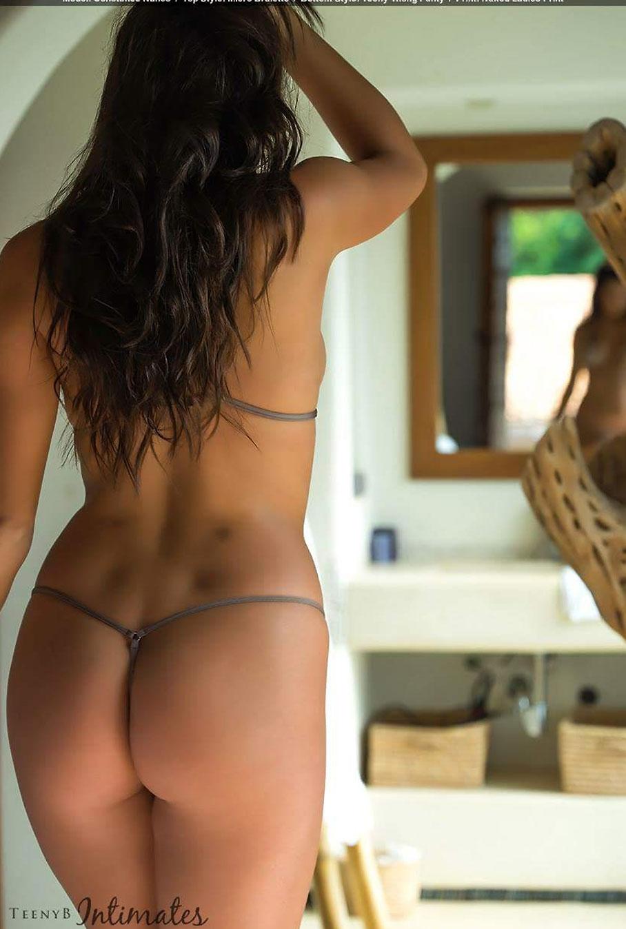 Constance Nunes nude ass