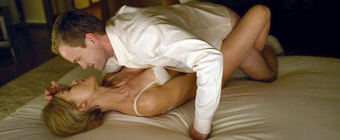 Rosamund Pike nude sex scene