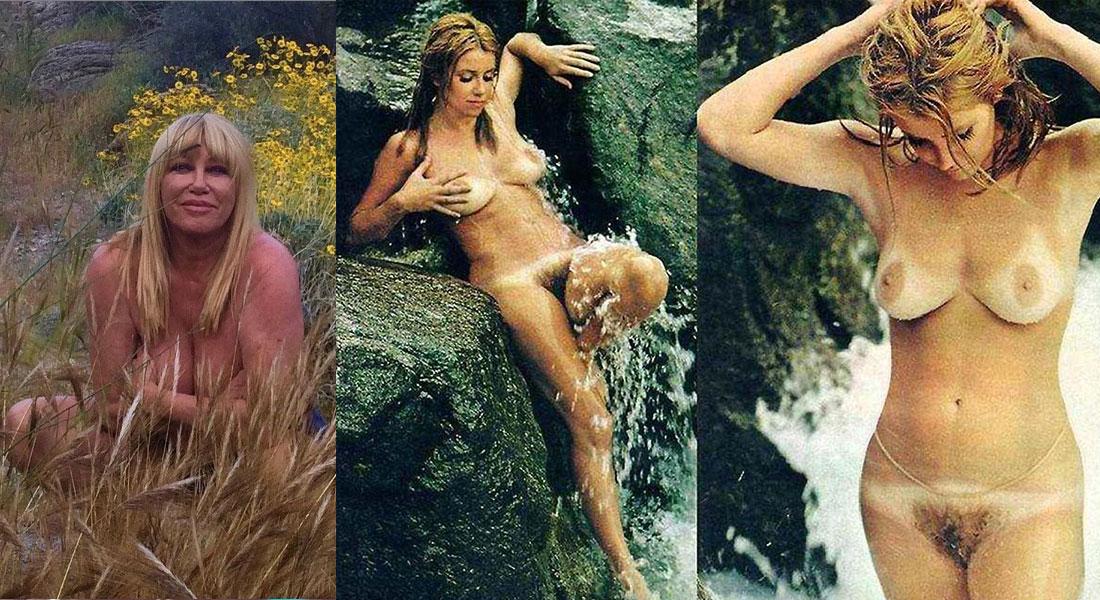 Suzie plakson nude