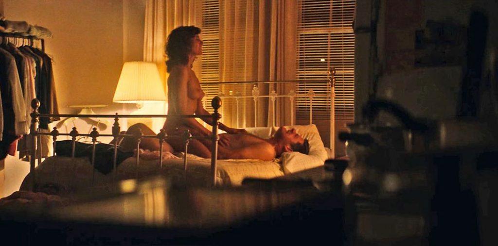 Alison Brie nude sex scene