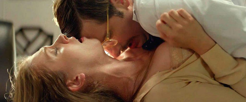 Alison Brie nude tits sex scene