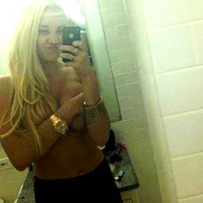Amanda Bynes nude topless
