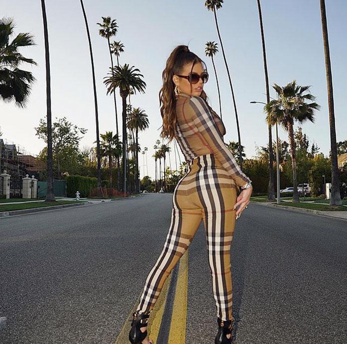 Chanel West Coast ass