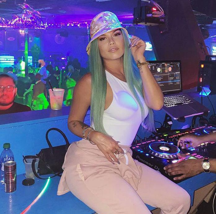 Chanel West Coast sexy