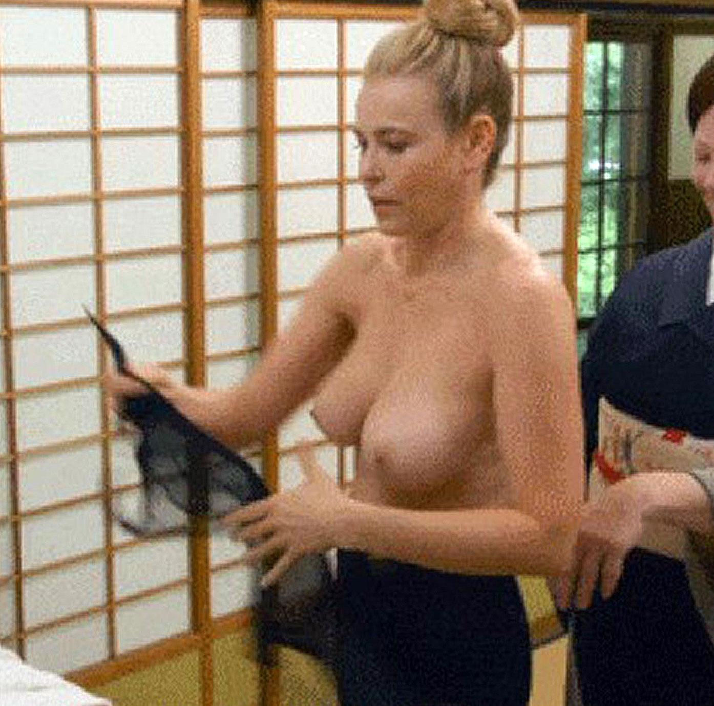 Chelsea handler nude pics porn