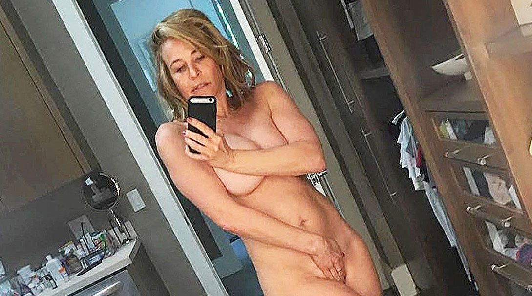 Chelsea handler's most outrageous nude photos