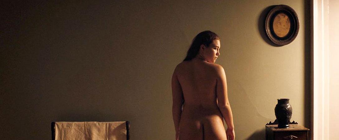 Florence Pugh nude bare ass lady m
