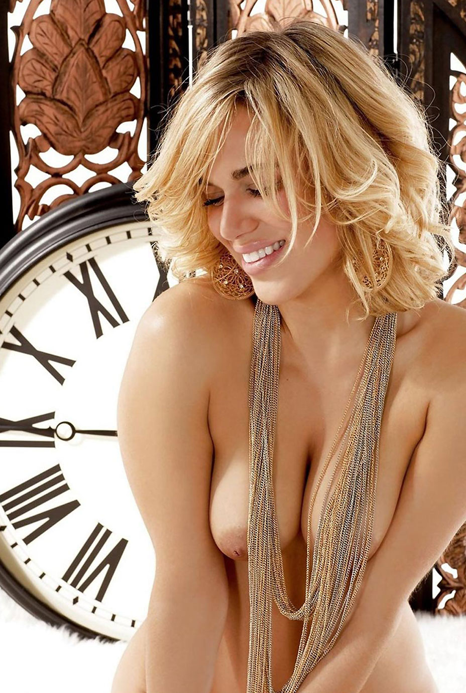 Laila Nude Wwe