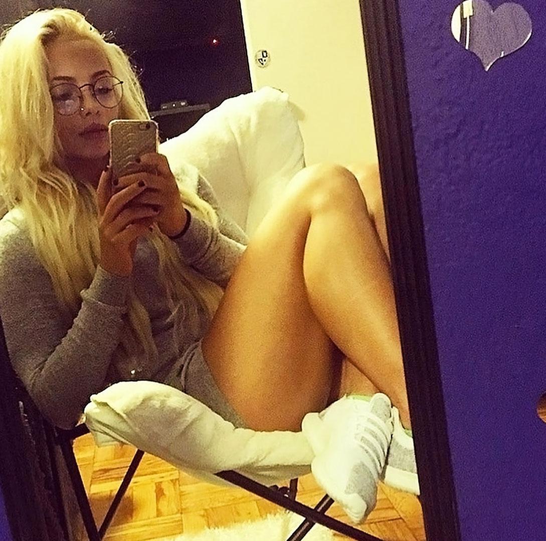 Liv Morgan nude leaked photo