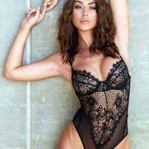Masha Diduk nude in lingerie