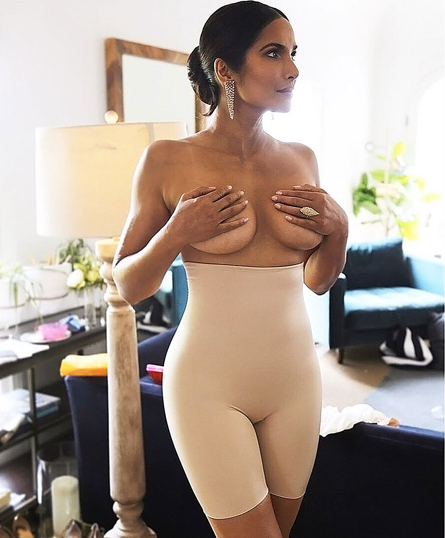 Padma Lakshmi nude and topless sexy