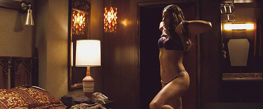 Paula Patton nude sex scene