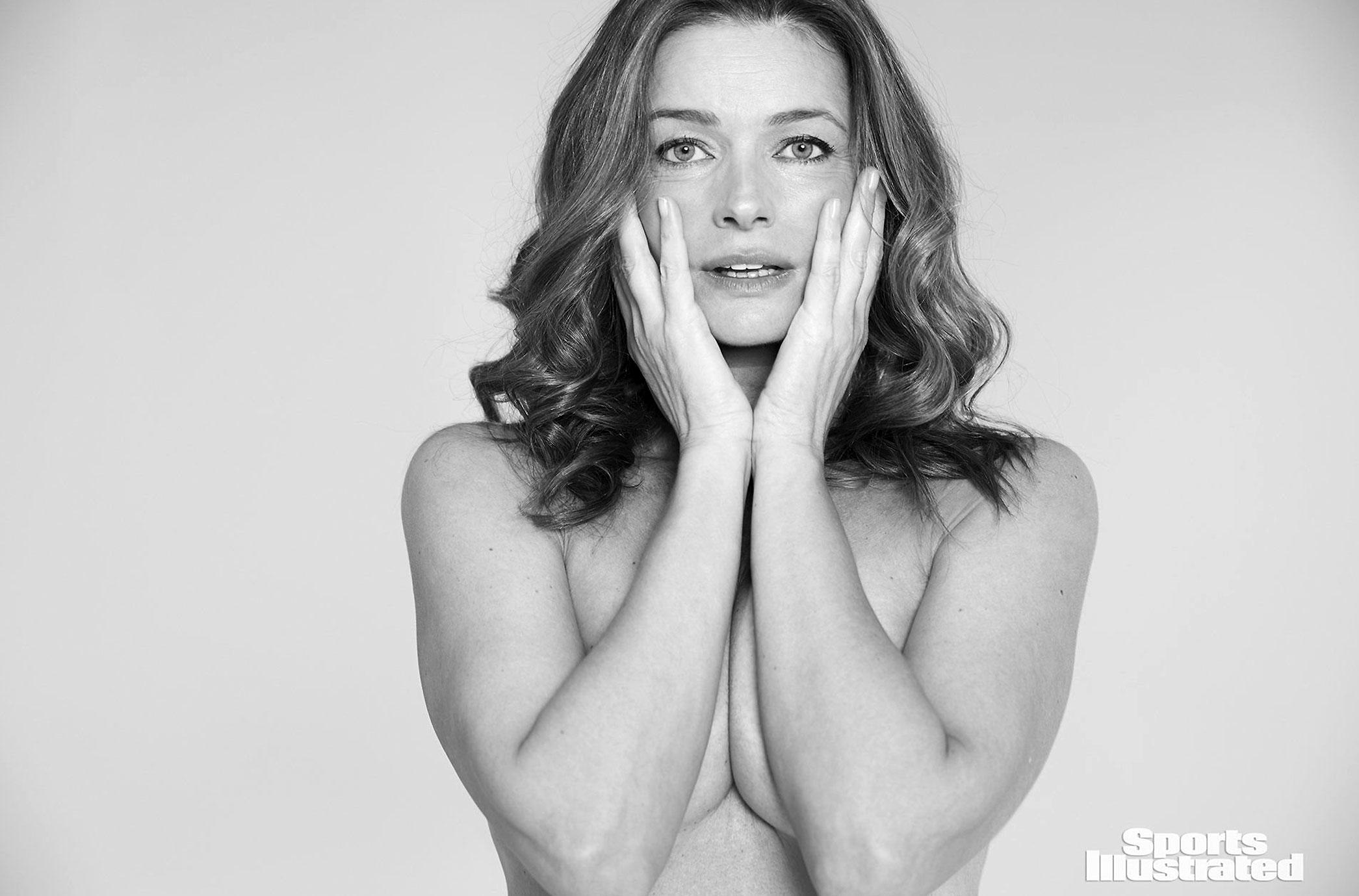 Paulina Porizkova nude hot