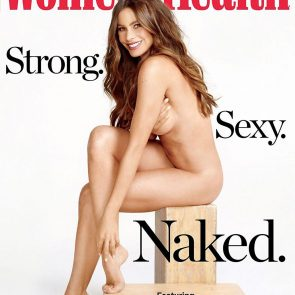 Sofia Vergara nude magazine