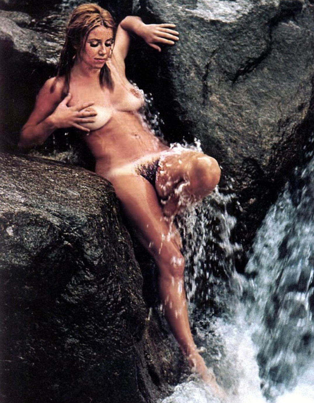 Suzanne somers naked photos