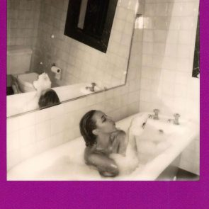 another Tinashe ndue in bath pic