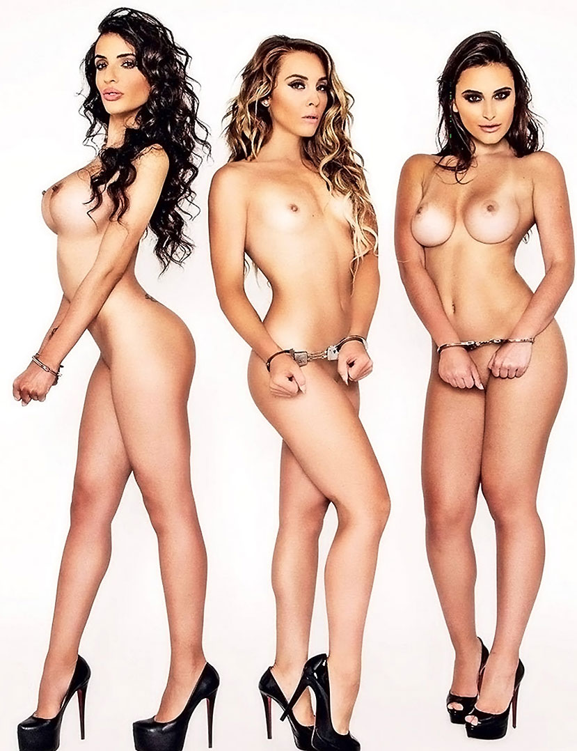 Maria Melilo Naked In Playboy Brazil
