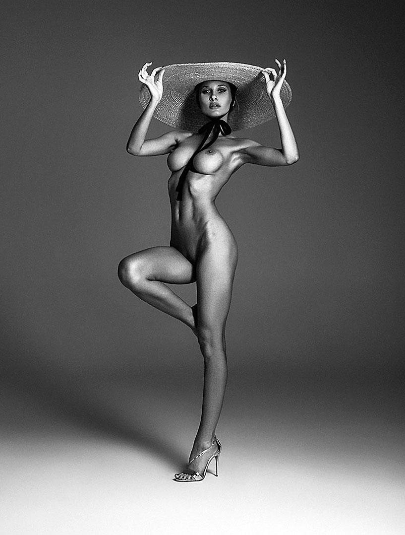 Adrianne palicki nude photo shoot