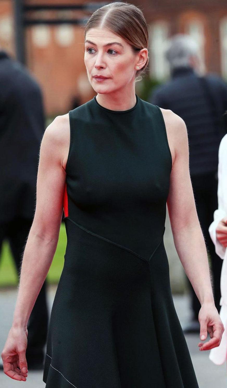 Rosamund Pike nipples