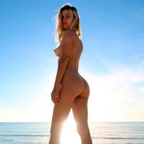 Amberleigh West nude back