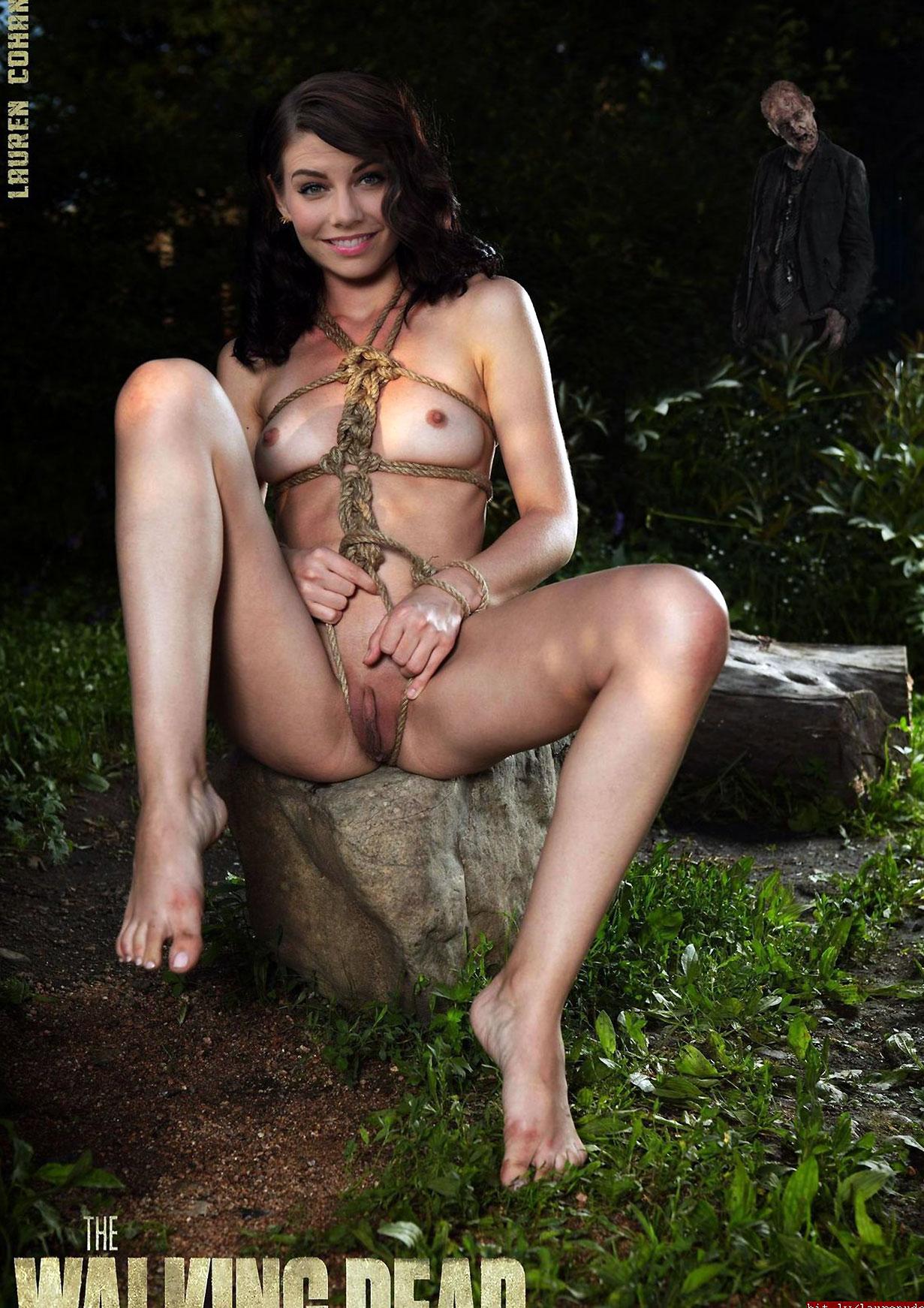 Lauren Cohan Free Nude Celeb Pics