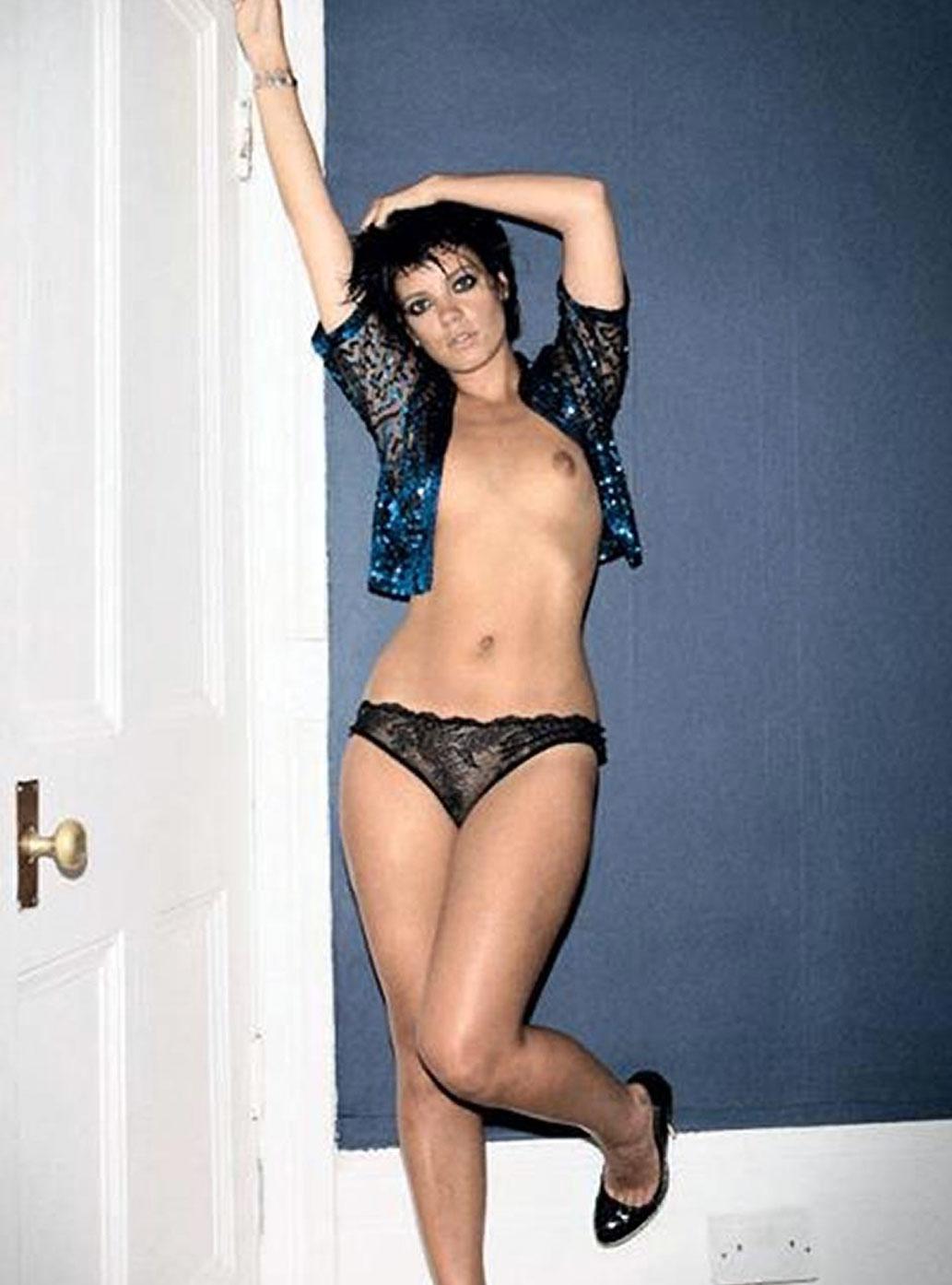 Lily Allen Porno Photo Pussy