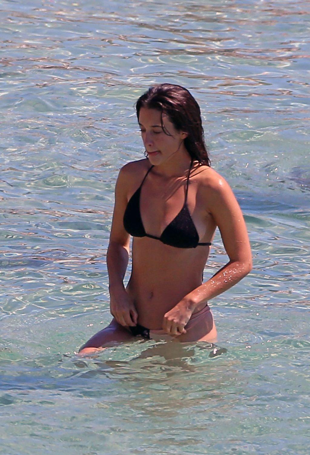 Maria Pedraza bikini