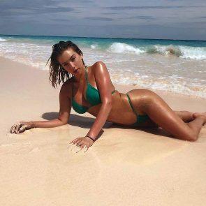 Anastasia Karanikolaou bikini