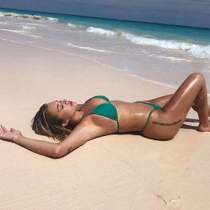 Anastasia Karanikolaou tits