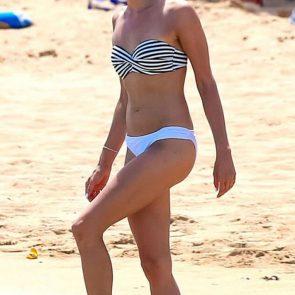 Aubrey Plaza bikini