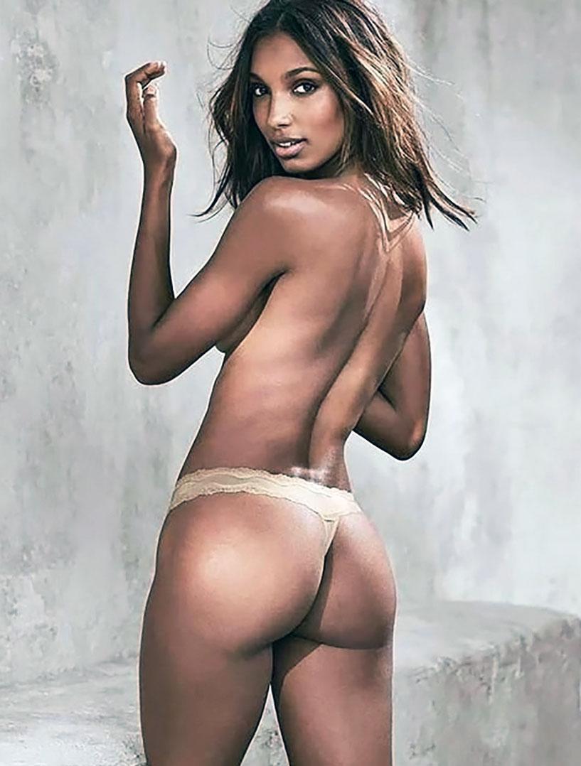 Jasmine Tookes butt