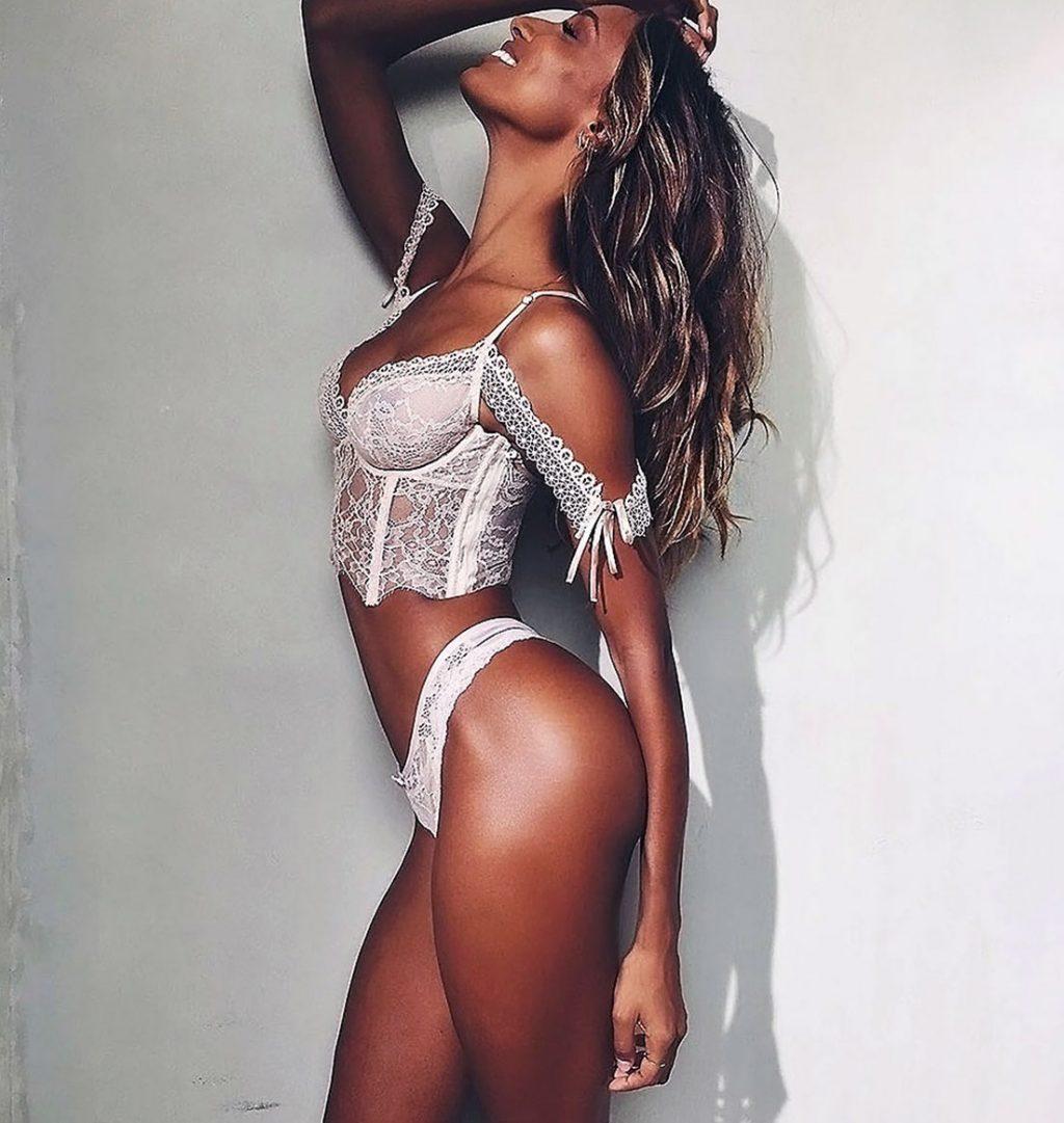 Jasmine Tookes ass
