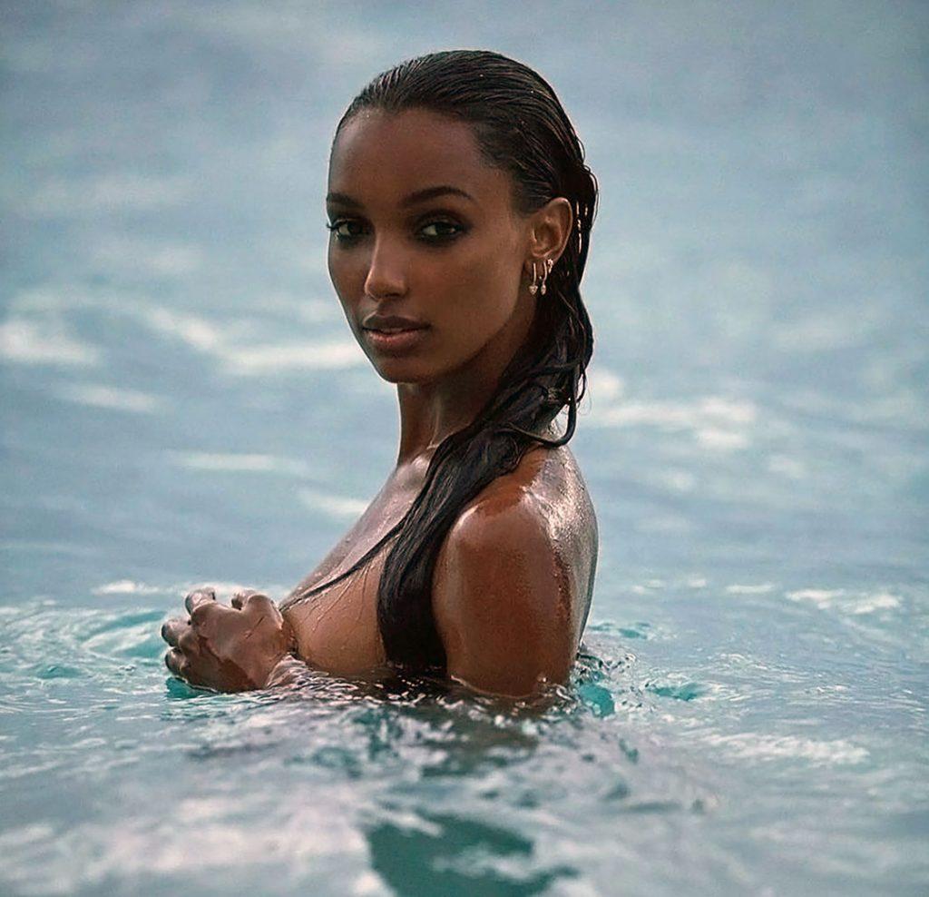 Jasmine Tookes topless